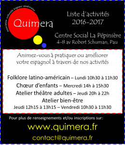 quimera_activites_noir