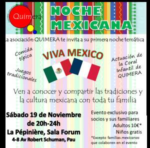 noche mexicana 2016